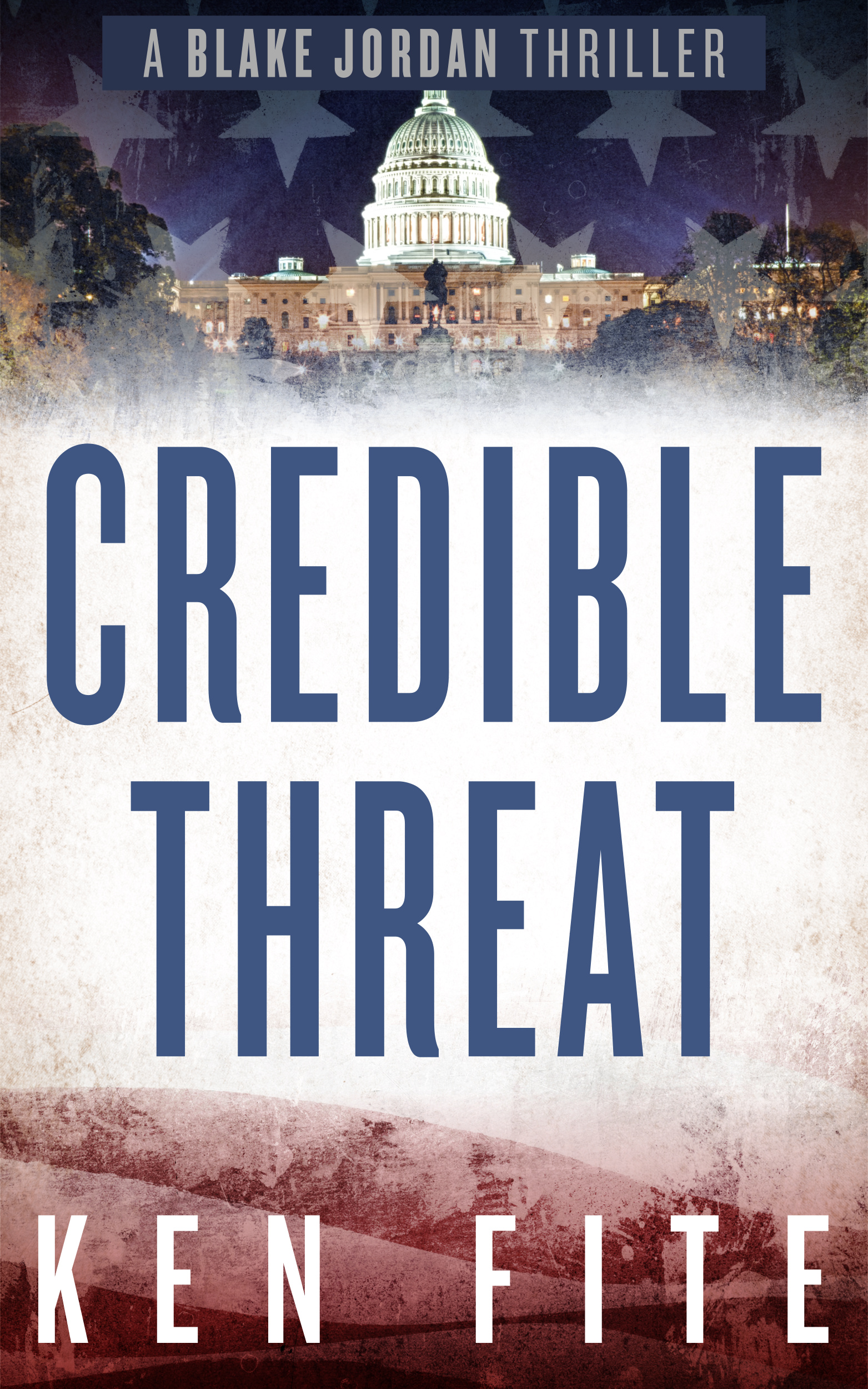 Credible Threat: A Blake Jordan Thriller